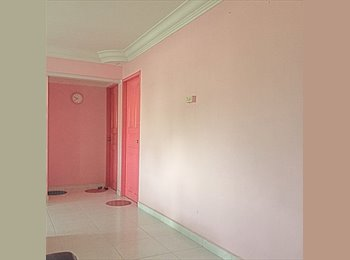 EasyRoommate SG - Simei St 1 master's bedroom, Singapore - $1,000 pcm
