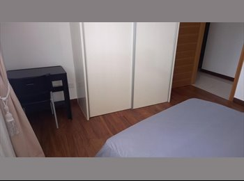 bay view Queen C/m Room for Rent , Downtown Place