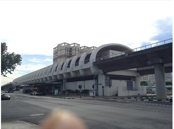 MRT 2 min walks -  Room for rent @ kembangan