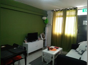 BEDSPACE FOR RENT, AVAILABLE NOW!