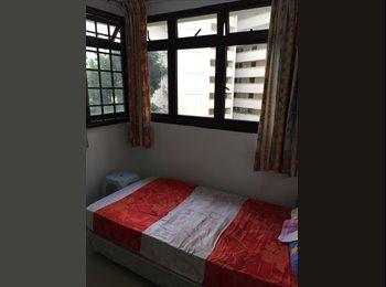 Cosy room at MRT doostep