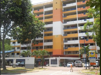 Masterbed room available for rent at Ang mo kio Avenue 1