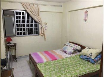 EasyRoommate SG - Bishan Blk 116 common room rent  ( Bishan Street 12), Bishan - $850 pcm