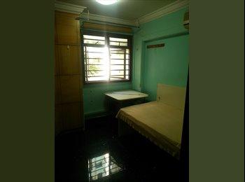 EasyRoommate SG - Common Room for rent - 5 mins walk to Bradell MRT, Singapore - $800 pcm