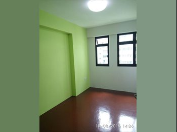 EasyRoommate SG - No landlord 4RM FLAT for Rent Newly Painted, Singapore - $1,900 pcm