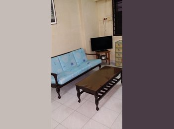 EasyRoommate SG - Approved 1+1+1 Unit  Available   Toa Payoh (No Agent Fee), Singapore - $1,700 pcm