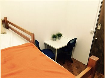 EasyRoommate SG - Onan Road - Single Common Room for Rent, Eunos - $550 pcm