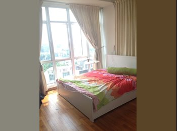 EasyRoommate SG - Nice master bedroom in Stevens area, Singapore - $2,000 pcm