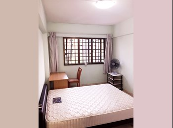 EasyRoommate SG - Common room near Lakeside MRT (West) available for rent S$600-S$700, Singapore - $600 pcm