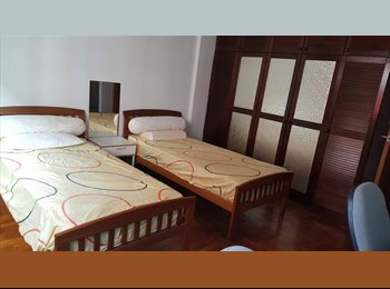 Available: 2 fully furnished, spacious & bright rooms in...