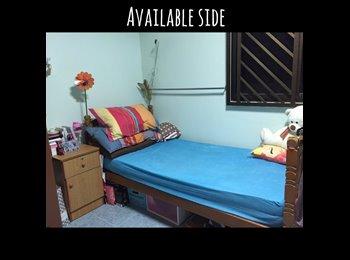 FILIPINA ROOMMATE NEEDED- Bedspace (Simei)