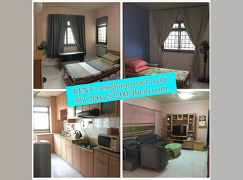 Whole Unit for Rent - Sengkang (purple line)
