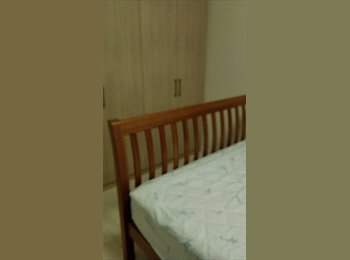 1 master room with attached toilet for 950 only