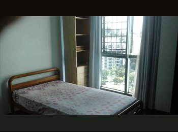 EasyRoommate SG - 2 Common Rooms  Available @ Merawoods Condo, Hillview Avenue (No Agent Fee), Singapore - $600 pcm
