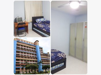 EasyRoommate SG -  Jurong West, Singapore - $500 pcm