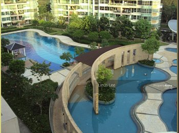 EasyRoommate SG - The Calrose Condo - Best price, Singapore - $950 pcm