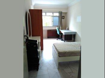 Master Bedroom (non aircon) in 4-room HDB flat