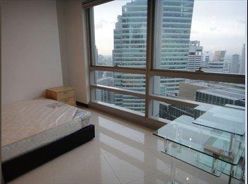 Super High Flr Queen Room , Near Downtown MRT,Central Area