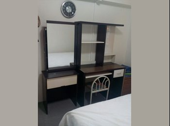 EasyRoommate SG - Room Fully Furnish for Rent, Singapore - $1,000 pcm