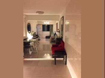 Flat share at Bugis Junction. Fully furnished with A/C and...