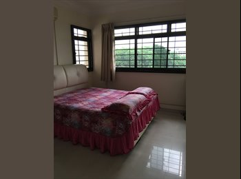 EasyRoommate SG - BIG MASTER ROOM , Singapore - $1,200 pcm
