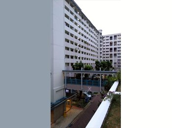 EasyRoommate SG - Toapayoh Kim Keat Avenue Blk 194 commom room for rent, Singapore - $300 pcm
