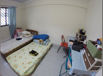 Looking For A Female Roommate @ Bugis (No Agent Fee) !!!