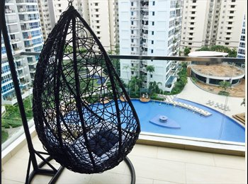 EasyRoommate SG - Waterview Condo | Common Room | , Singapore - $800 pcm