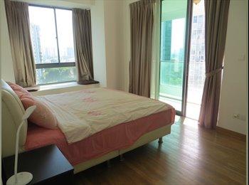 EasyRoommate SG - High floor, Sea view, 10-15 mins to suntec/bugis, Marine Parade - $1,200 pcm