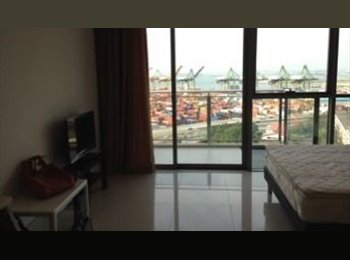 EasyRoommate SG - Studio For Rent @ Shenton Way, Singapore - $3,000 pcm
