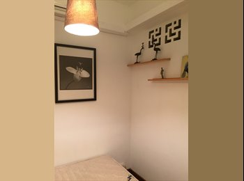 Cosy small room at city center infront of Benccolen MRT