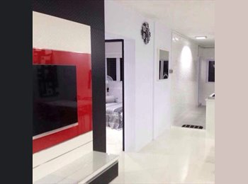 EasyRoommate SG - Condo style hdb master bed room available , Bishan - $1,200 pcm