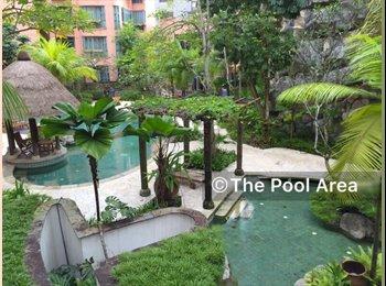 Spacious & Luxurious Condo Master Room @Bukit Timah/City...