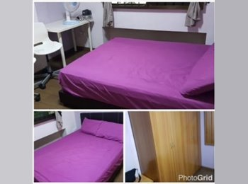 Common Room for rent at Blk 790 Woodlands Ave 6