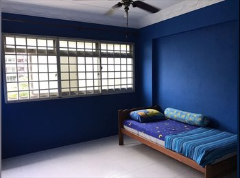 Common Room Available  @ Woodlands Avenue 6( No Agent Fee)
