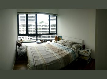EasyRoommate SG - Bedroom at The Interlace (w/ own bathroom), Labrador Park - $1,650 pcm