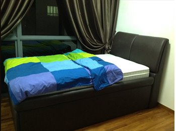Cosy common room 1 min tanah merah mrt. No landlord.