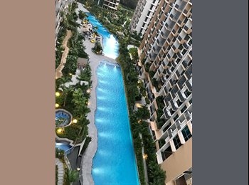 CONDO 1  BEDROOM-RIGHT AT TANAH MERAH MRT (EW 4)-...