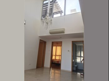 EasyRoommate SG - Room in a Penthouse with Roof Garden and unblocked sea and city view, Clementi - $1,400 pcm