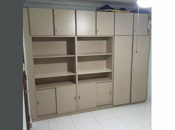 EasyRoommate SG - Furnished common room for rent, Woodlands - $580 pcm