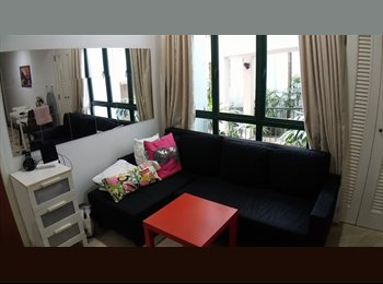 Master room, condo, fully furnished, car park free, Upper...