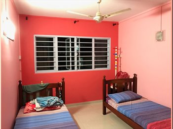 Room for sharing available in Marsiling