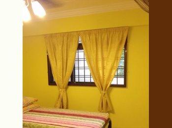 NEAR Simei MRT! MASTER and common room at 114 Simei street...