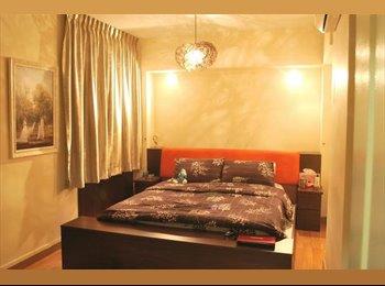 EasyRoommate SG - Nice and Cozy master room (bathroom & walk-in wardrobe), Pasir Ris - $1,250 pcm