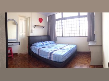 EasyRoommate SG - Master bed room available . , Marymount - $585 pcm