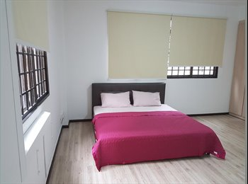 Master Room near Orchard Area (Somerest MRT)