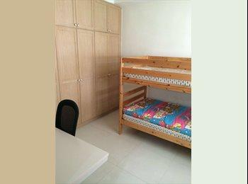 *2 x Common Room! 3 min to MRT!