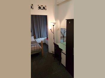 Hostel Single Room near Orchard, walk to MRT, No Agent Fee
