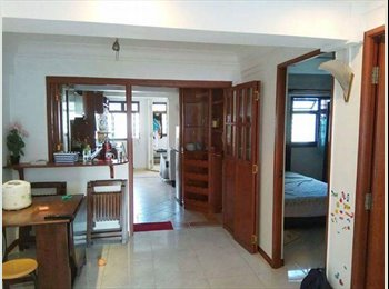 nice and clean room for rent at Ghim Moh