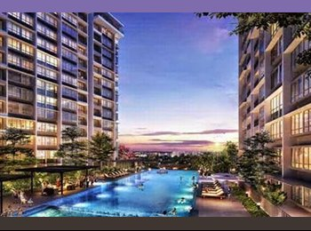 1 Min to Woodleigh MRT. 4 Month Short Term Only. Suit...